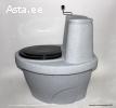 Автономный туалет для компостировани