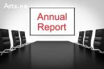 Годовой отчет 2018