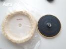 """Makita 180mm 7"""" диск полировальный  10 штук"""