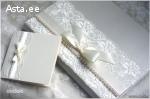 Пригласительные ручной работы, карточки для рассадки гостей